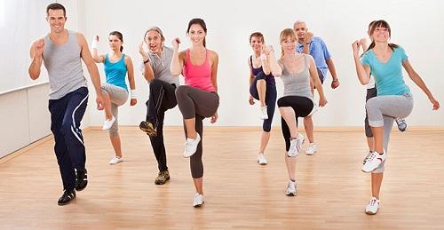 Aerobic-Workout